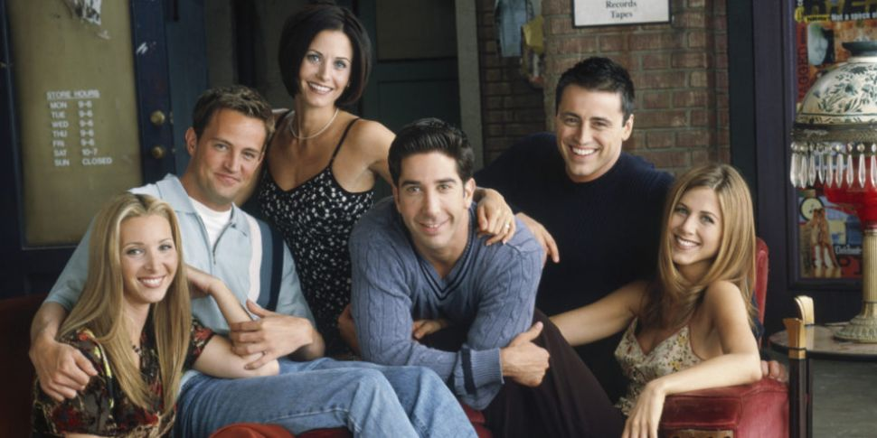 THAT'S A WRAP On Filming The Friends Reunion Special!