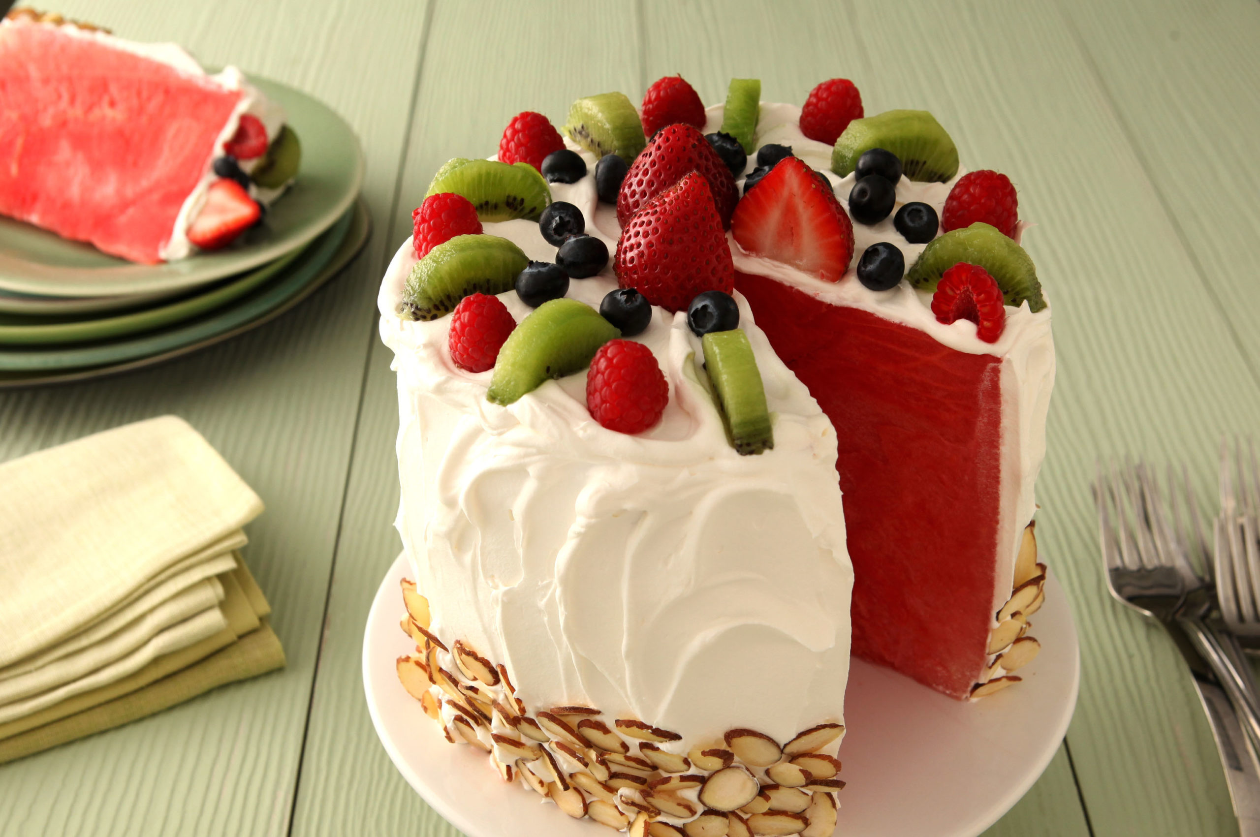 The Rise of WATERMELON CAKES