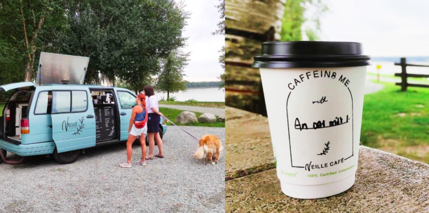 There's a New Metro Vancouver Coffee Shop IN A VAN!