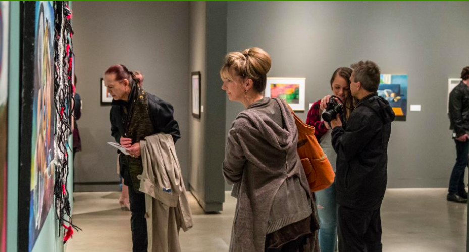 Drop-in Launch of Fall Exhibits Happening in Surrey, BC TOMORROW