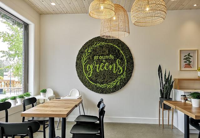 Surrey Spotlight: Grounds & Greens Cafe