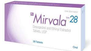HEALTH CANADA RECALLS MIRVALA BIRTH CONTROL